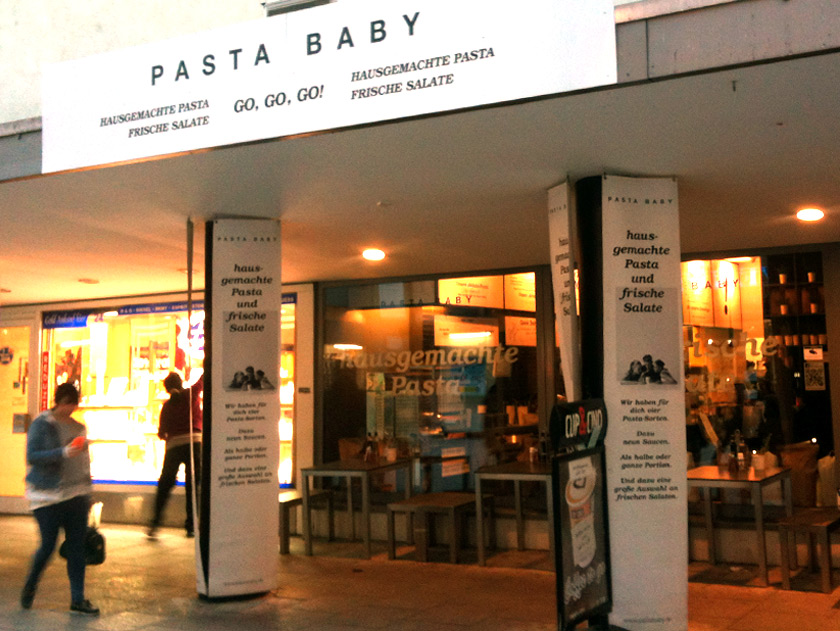 pasta baby happyhour stuttgart und umgebung. Black Bedroom Furniture Sets. Home Design Ideas